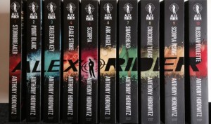 alex rider ark angel book review