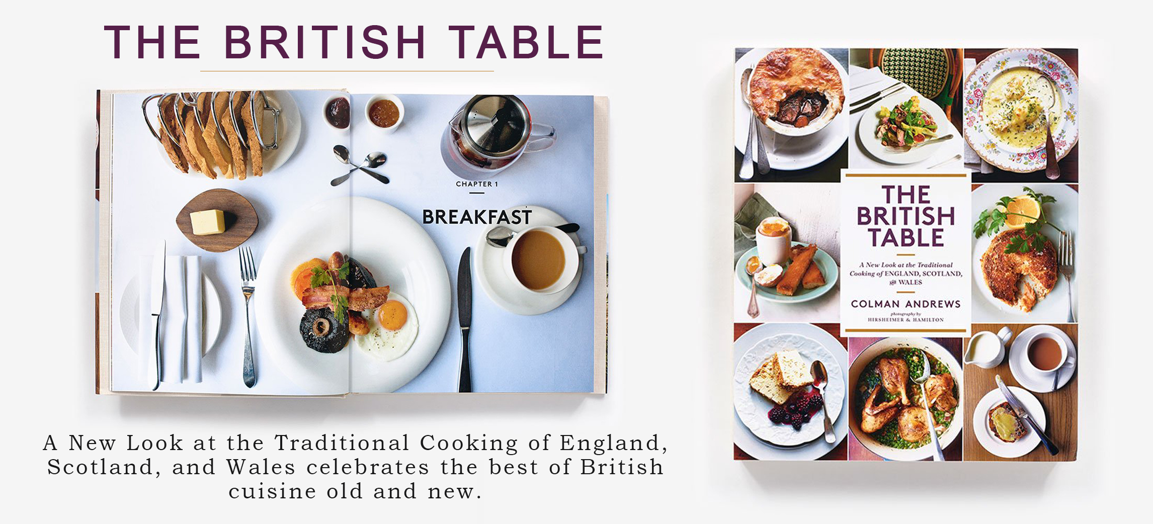 Win a copy of the british table cookbook books etc blog win a copy of the british table cookbook forumfinder Images