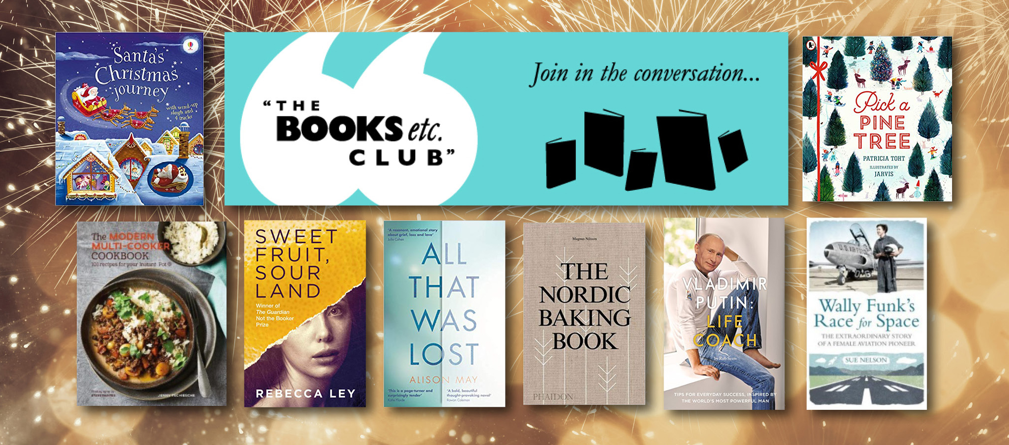 Take A Look At Our November Book Club Books Etc Blog