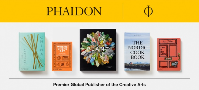 Phaidon: Premier Global Publisher of the Creative Arts