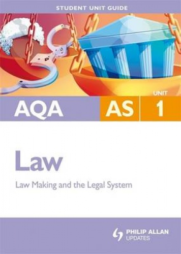 aqa law unit 3 loss of This course outlines the legislation and the key cases that a student studying unit 1 of the aqa as law course, who is planning on responding to questions on 'criminal courts and lay people', 'delegated legislation' and 'statutory interpretation', should be familiar with.