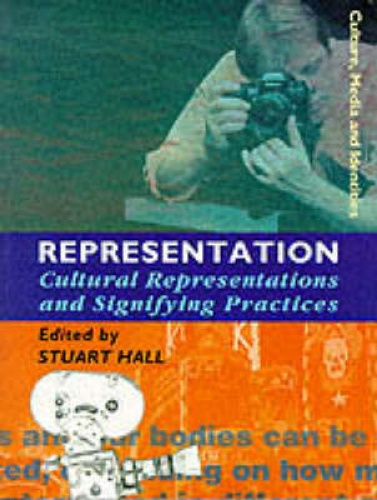 representation and stuart halls the other We will write a custom essay sample on representation and stuart hall's the other specifically for you but how do we use this representational or symbolic system to regulate the traffic colours do not have any 'true' or fixed meaning in that sense.