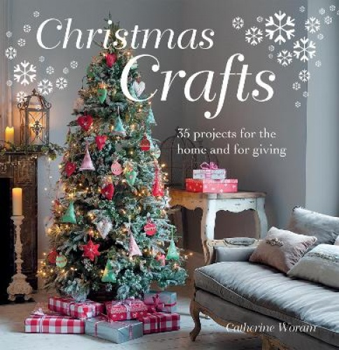 Christmas Crafts - Magazine cover