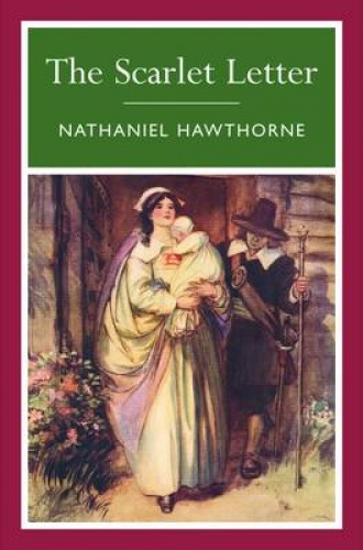 an analysis of the setting in nathaniel hawthornes novel the scarlet letter (1850) the scarlet letter, a classic romantic novel of suspense and intrigue, takes on the themes of pride, sin and vengeance with a burning passion that made it the controversial novel of its time.